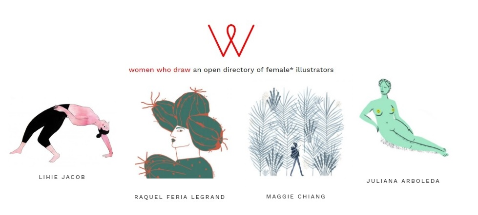 women who draw