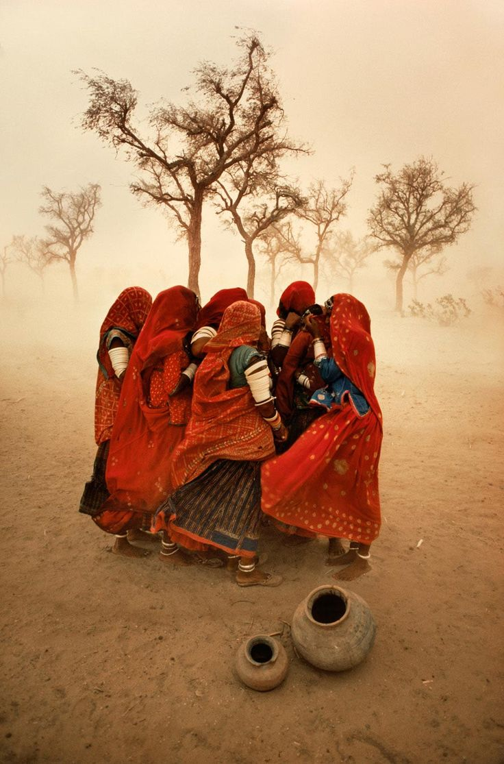 steve mccurry dust storm
