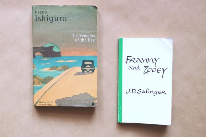 kazuo-ishiguro-remains-day-salinger-franny-zooey