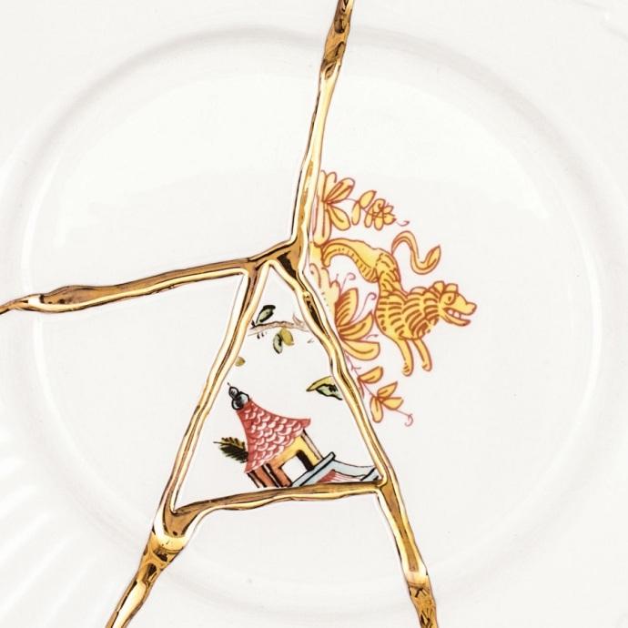 seletti-marcantonio-design-piatto-da-dessert-kintsugi-bianco-oro